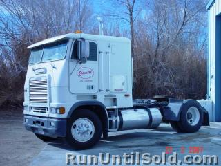 Semi Truck For Sale - Cabover