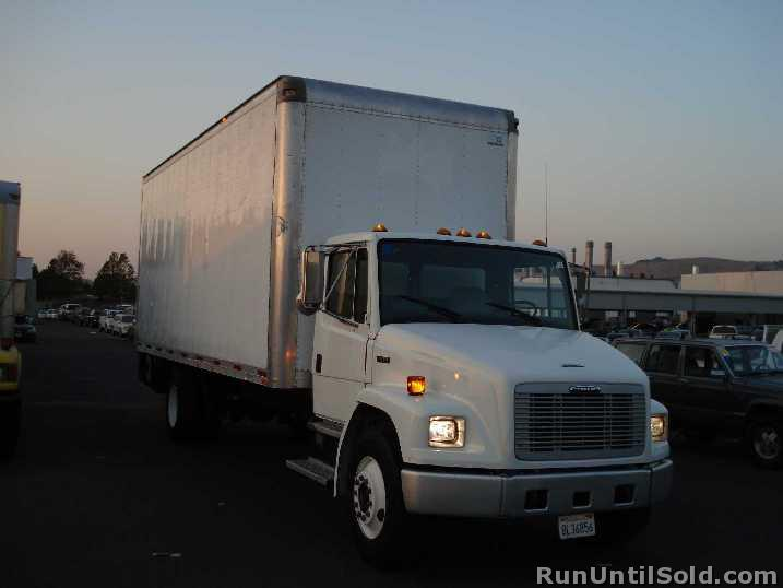 Semi For Sale - Freightliner FL70