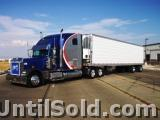 Semi Truck For Sale - Freightliner Classic