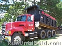 Dump Truck For Sale - Mack