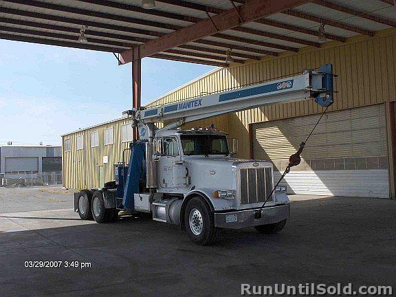 Semi For Sale - Peterbilt Model 357