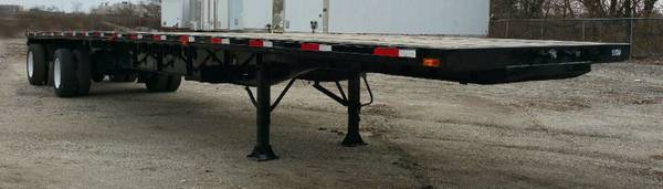 Flat-Bed-Trailer-For-Sale